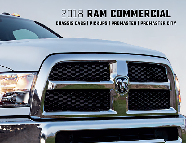 2018 Ram Commercial